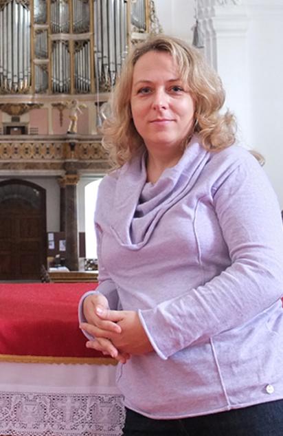 Anne Horsch, Organistin